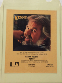 Kenny Rogers - Kenny - 8LN-979 S 153745