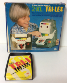 2-XL Tri-Lex - The Game you play with 2-xl  Megocorp
