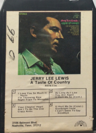 Jerry Lee Lewis - A taste of Country - 8074-114
