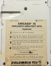 Chicago - Chicago IX -  PCA 33900