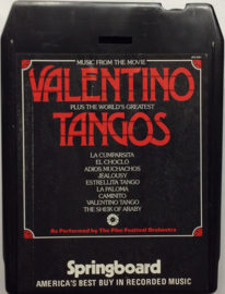 The Film Festival Orchestra- Music from the movie Valentino ( Tangos ) -8T-SPB-4091