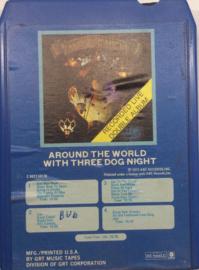Three Dog Night - Around the World with Three Dog Night -  Dunhill Z 8023-50138