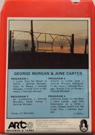 George Morgan & June Carter - Selftitled - ART C-699-L