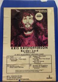 Kris Kristofferson - Border Lord - Monument Record M 8044-31302