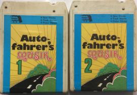 Autofahrer's musik 1 & 2 - MM 8301 & MM 8302