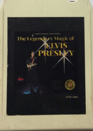 Elvis Presley - The legendary magic of elvis presley - RCA DVS2-0461