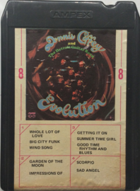 Dennis Coffey and the Detroit Guitar Band - Evolution - Ampex M 87004
