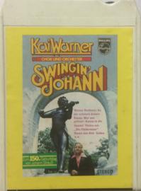 Kai Warner Chor und Orchester - Swingin' Johann - Philips 7710 050