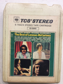 Van Dijk -  Burton - Agerbeek, Overgaauw e.a. - The Best of Lennon - McCartney - TC8 42-53043