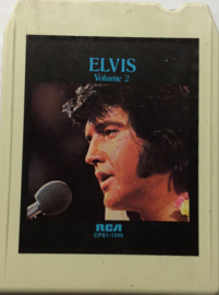 Elvis Presley - A Legendary Performer Vol  2 ( of 3) - RCA CPS1-1349