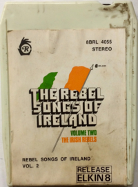 Irish Rebels - The rebel songs of Ireland 2 - 8BRL 4055