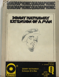 Donny Hathaway – Extension Of A Man - ATCO Records – ATC QT-7029 With Case