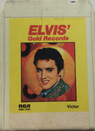 Elvis Presley - Elvis' Gold Records - RCA P8S -1244
