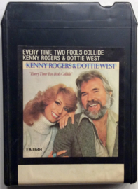 Kenny Rogers & Dottie West - Every time two fools collide - EA 864 CRC