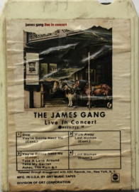 The James Gang - Live In Concert - ABC 8022-733