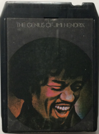 Jimi Hendrix - The Genius of Jimi Hendrix - 8T-TLP-9523
