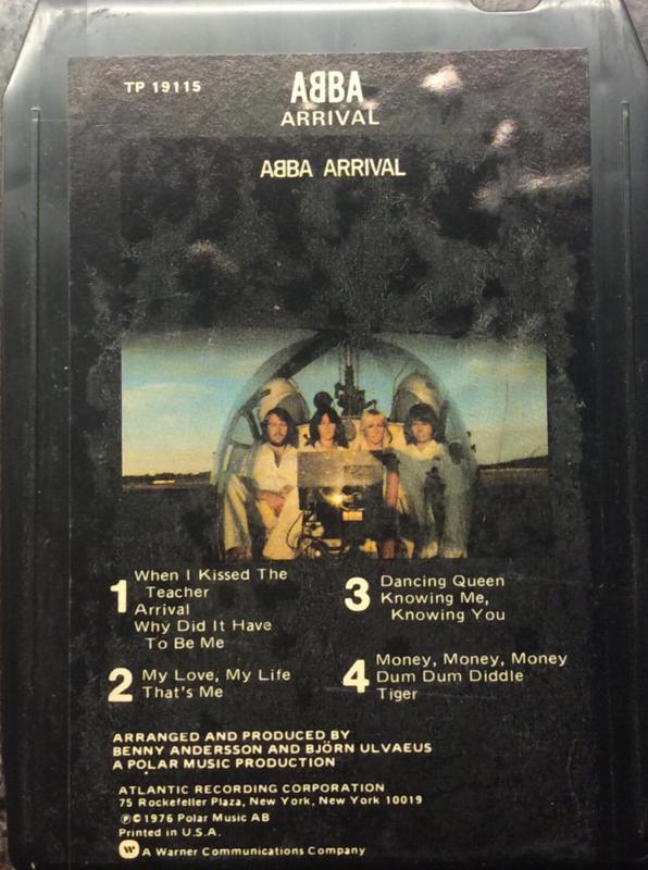 ABBA - Arrival - Atlantic TP 19115