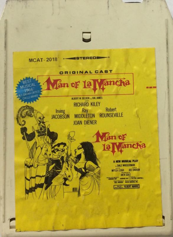 Original Cast  – Man Of La Mancha - MCAT - 2018