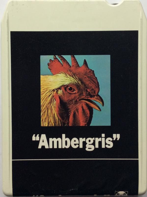 Ambergris – Ambergris - Paramount Records PA-81101