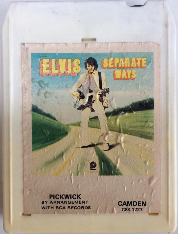 Elvis presley   - Separate Ways - Camden C8S-1227