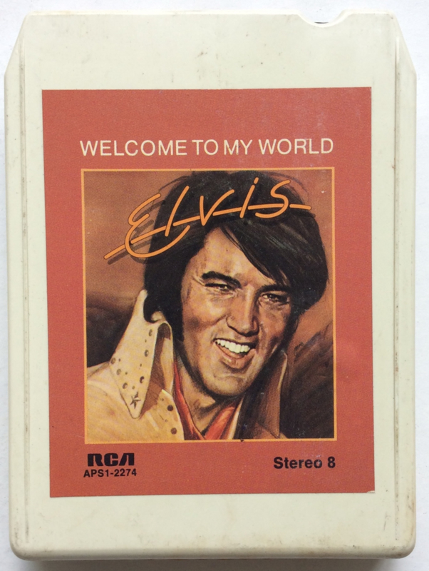 Elvis Presley - Welcome to my World - RCA APS1-2274