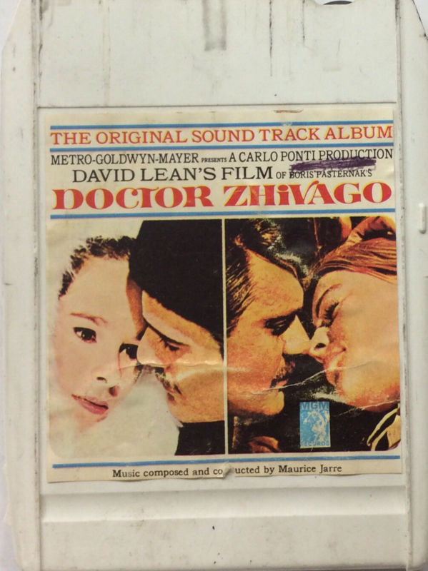 Doctor Zhivago - Original Soundtrack - MGM TL-13-6
