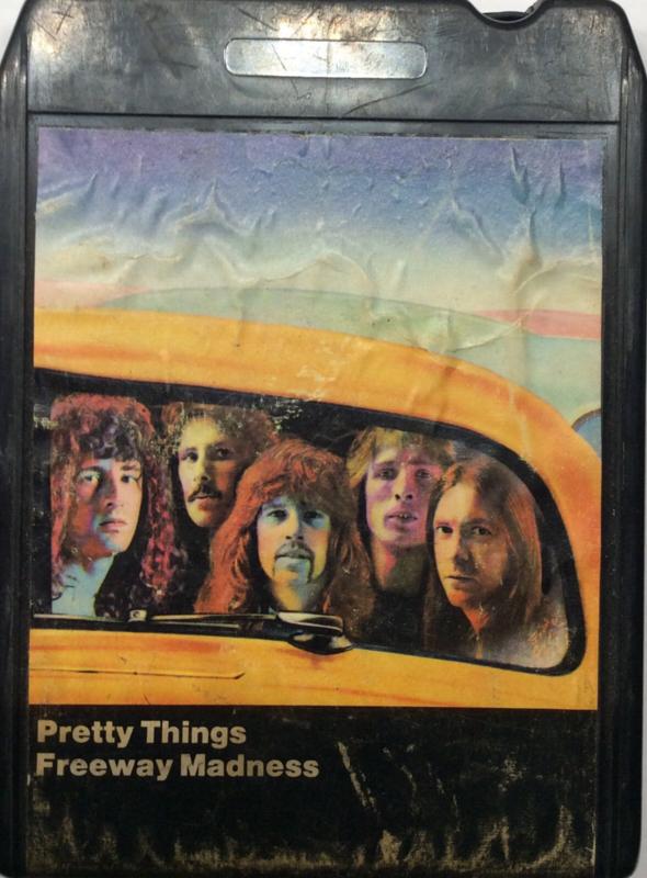 Pretty Things  - Freeway Madness - WB M8 2680