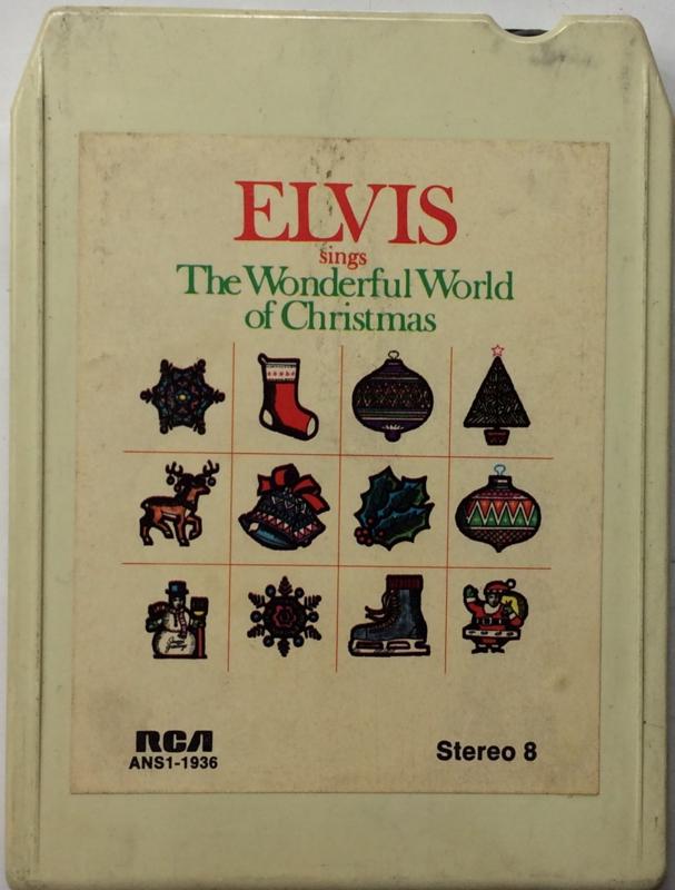 Elvis Presley - The Wonderful World of Christmas - RCA  ANS1-1936
