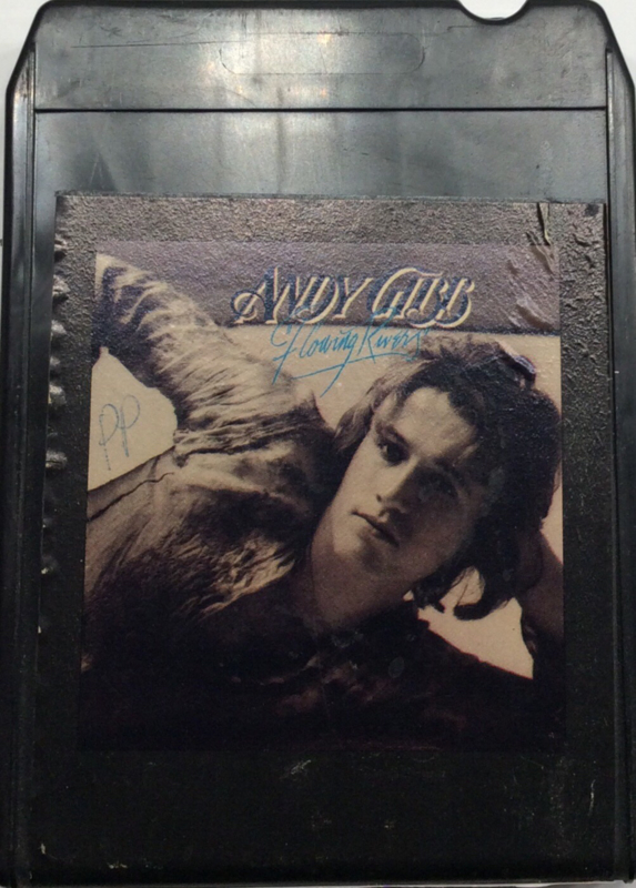Andy Gibb - Flowing Rivers - RSO 8T-1-3019