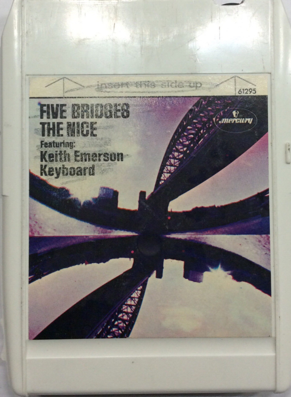 The Nice - The five bridges - Mercury MC8 61295