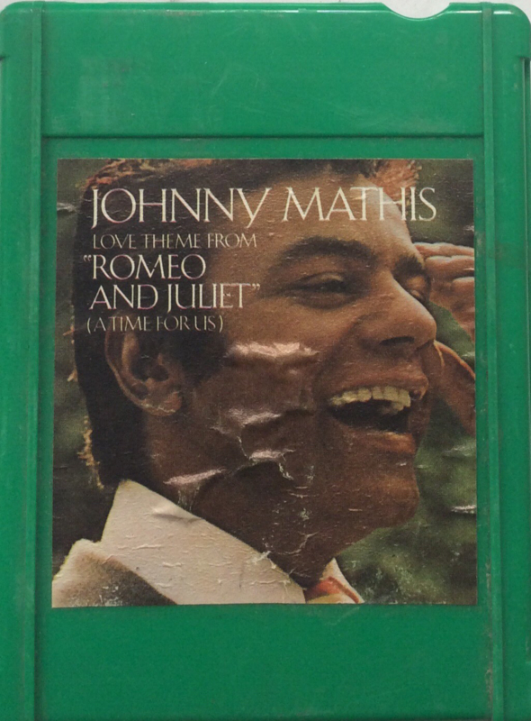 Johnny Mathis - Love theme from Romeo & Juliet - Columbia 14 10 0744