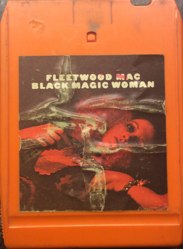 Fleetwood Mac - Black Magic Woman - EPIC EGA 30632