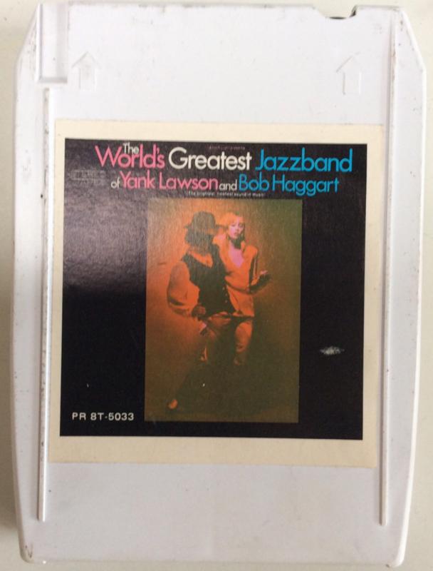 The Worlds greatest Jazzband of yank Lawson _ bob Haggart  /PRQ8/5033