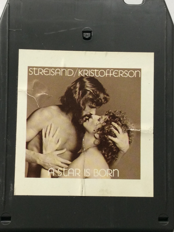 A Star is born soundtrack 1976 -  Barbra Streisand en Kris Kristofferson
