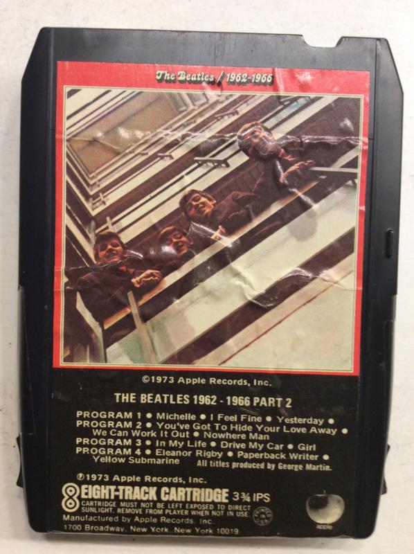 Beatles  1962 - 1966 part 2 - 8XK 3406