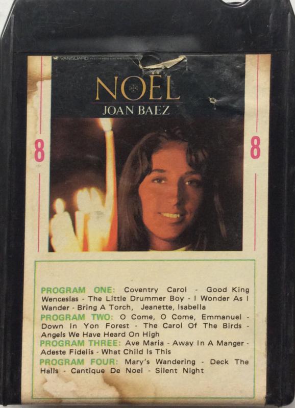 Joan Baez - Noël - Vanguard M81721