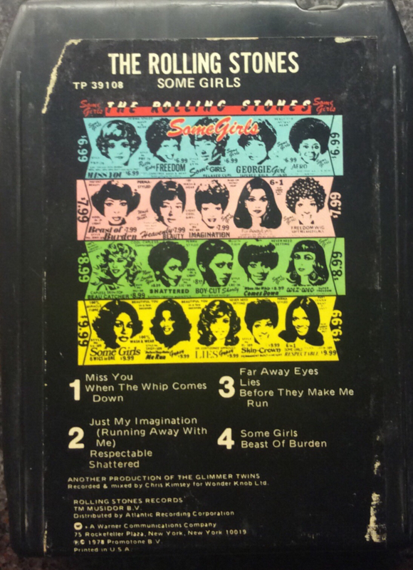 The Rolling Stones - Some Girls - TP 39108