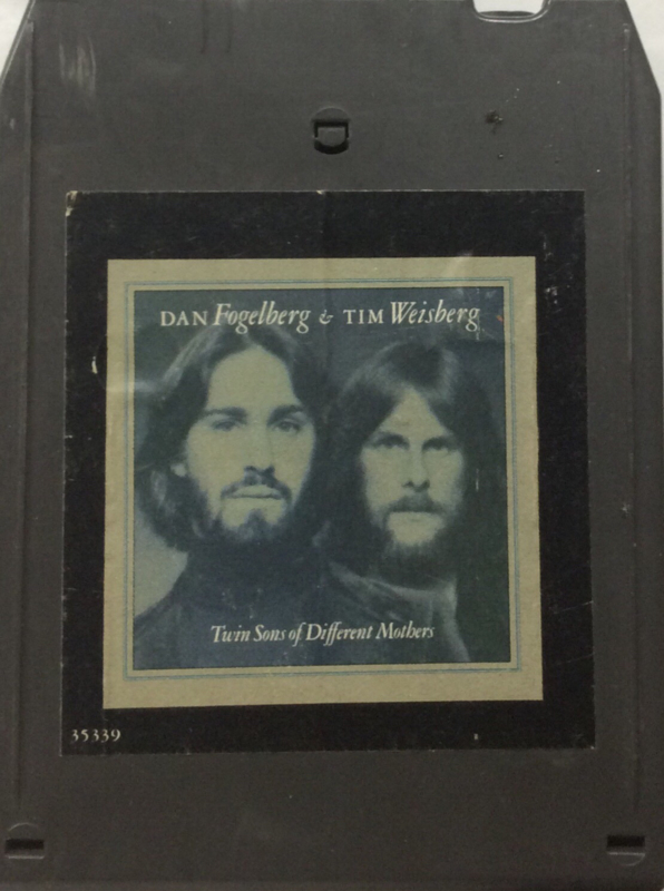 Dan Fogelberg & Tim Weisberg - Twin Sons of Different Mothers - Epic JEA 35339