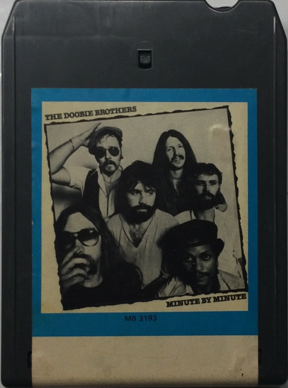 Doobie Brothers - Minute by minute - WB M8 3193