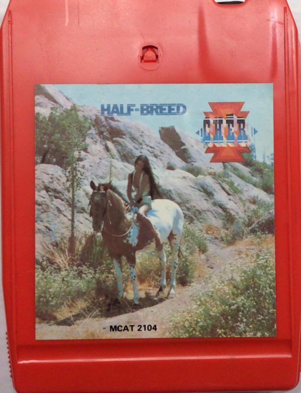 Cher - Half-Breed - MCA MCT 2104