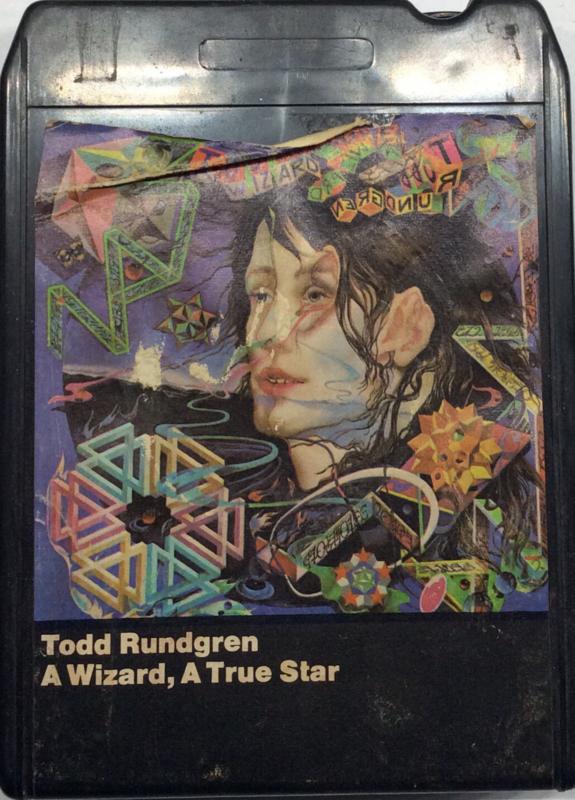 Todd Rundgren - A wizard, a true star - REP M82133