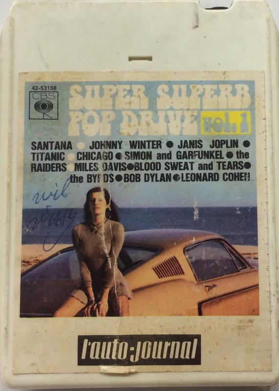 Super Superb - Pop Drive VOL 1 - CBS 42-53198
