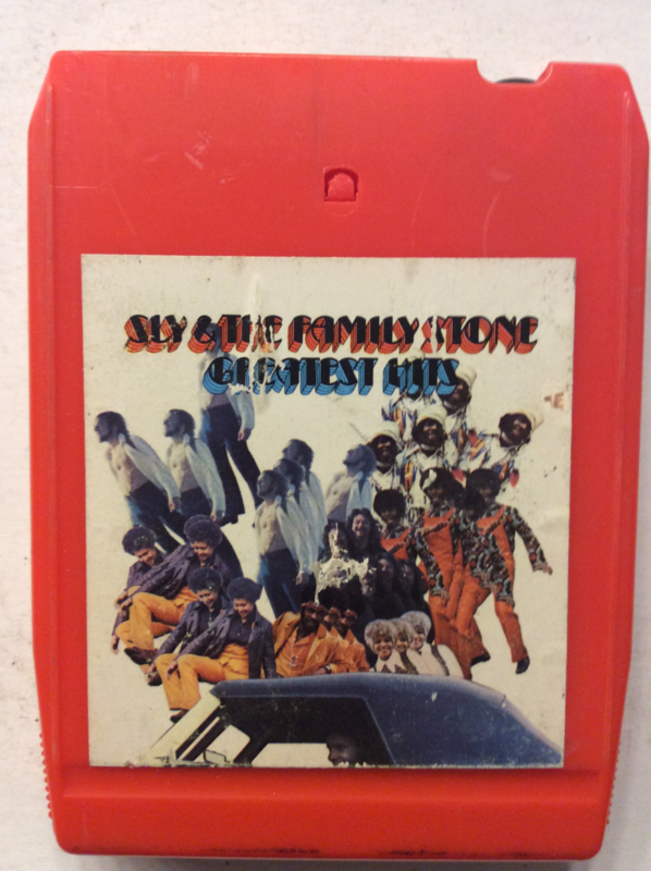 Sly & The Family Stone - Greatest hits - Epic EA 30325