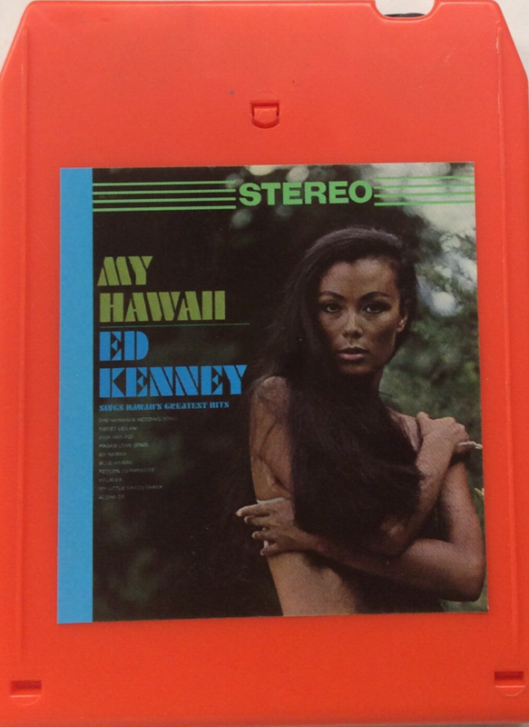 Ed Kenney - Singss Hawaii's Greatest Hits - CBS BA 13381