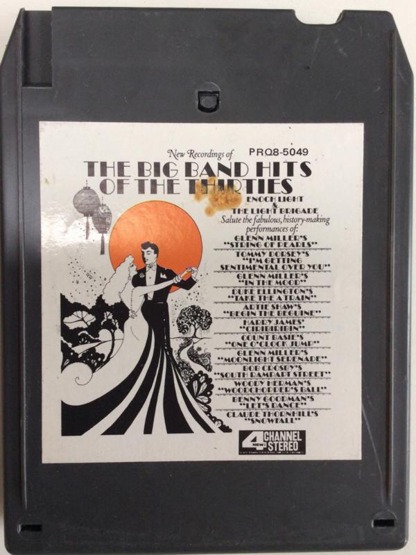 Enoch Light & The Light Brigade -The Big Band hits of The 30´s  - PRQ8-5049
