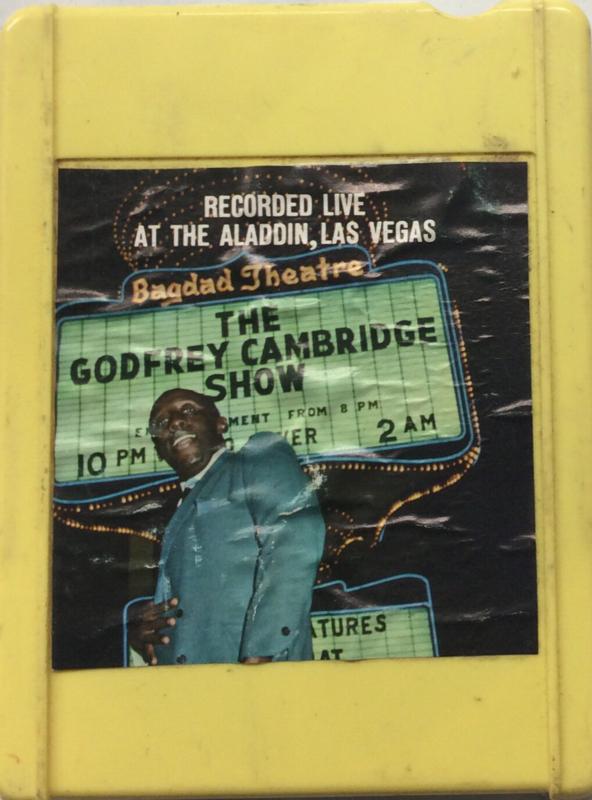 Godfrey Cambridge - The Godfrey Cambridge Show - Epic N14 10100