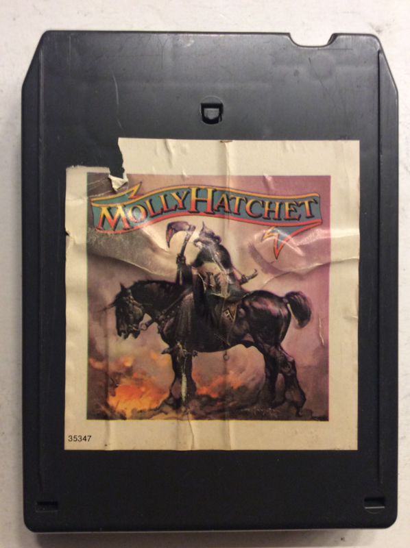 Molly Hatchet - Molly Hatchet - JEA 35347