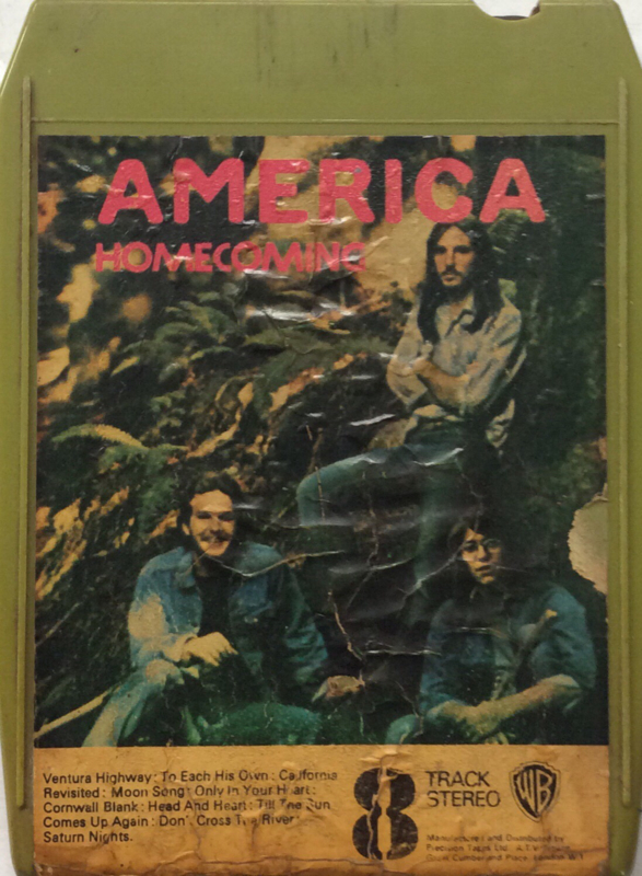 America - Homecoming - WB