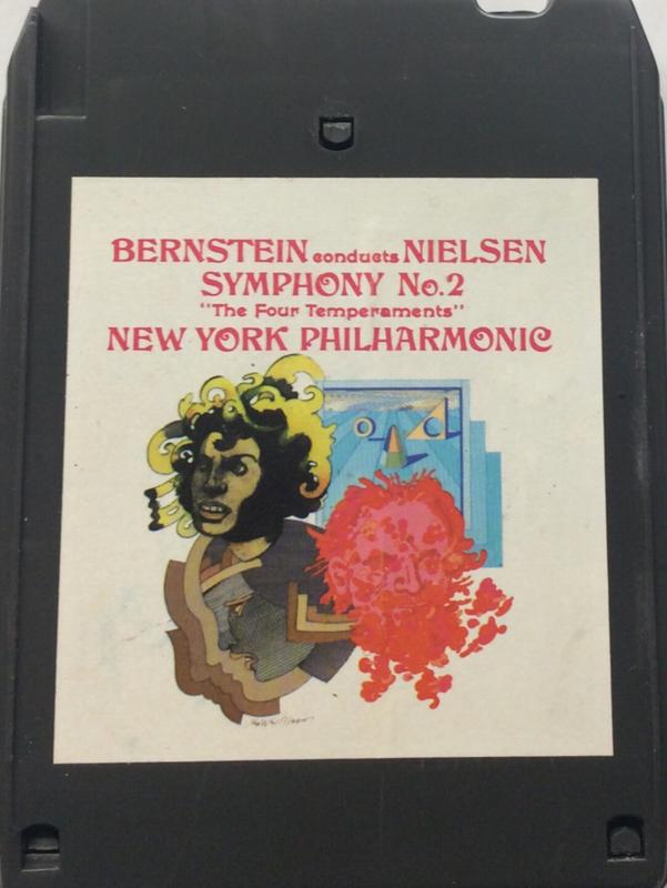 Bernestein conducts Nielsen - Symphony n 2 - The four Temperaments -MAQ 32779