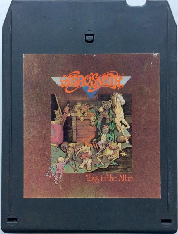 Aerosmith - Toys in the attic JCA 33479